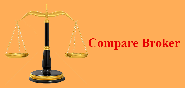 How to compare Indian stock brokers?