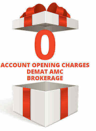 ACCOUNT OPENING CHARGES