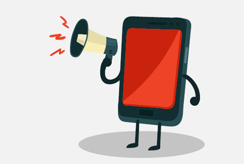 is mobile trading charging face of online trading.