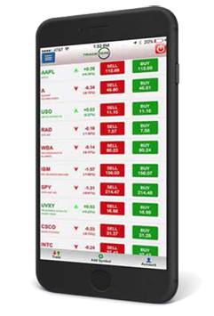 RMoney Quick is mobile trading application from Rmoney.