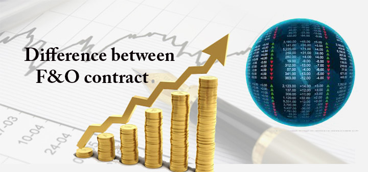 Difference between F&O Contract