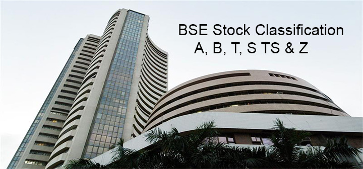 Learn BSE Stock Classification – A, B, T, S TS & Z