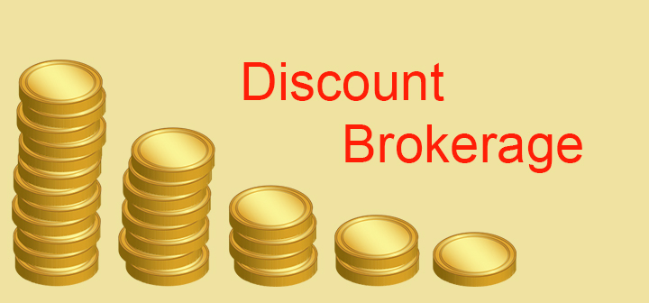 What is discount brokerage?