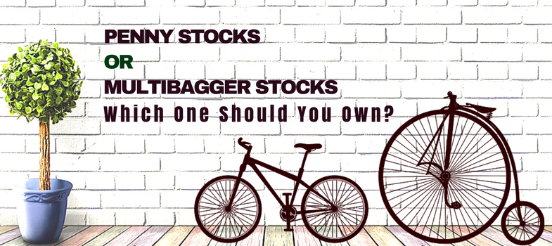Penny stocks or multibagger stocks – Which one should you own?