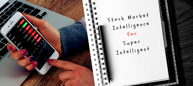 Stock market intelligence - finding information on your favorite stocks was never so easy