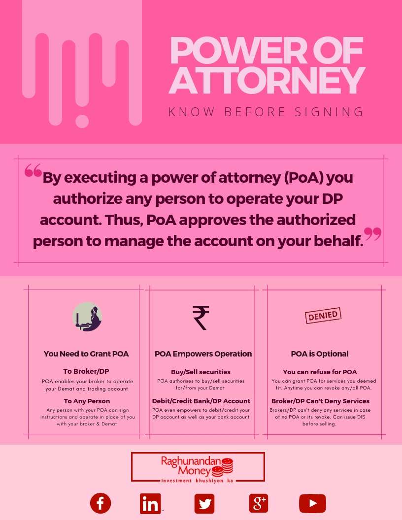 Power of Attorney (POA) - What is the procedure to open demat account - the 7 steps