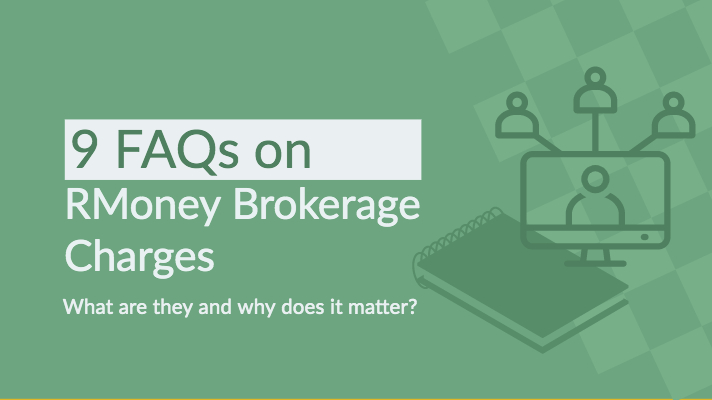 9 FAQs on RMoney brokerage charges – What are they and why does it matter?