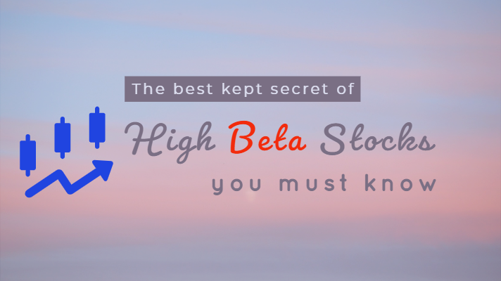 The best kept secret of high beta stocks you must know