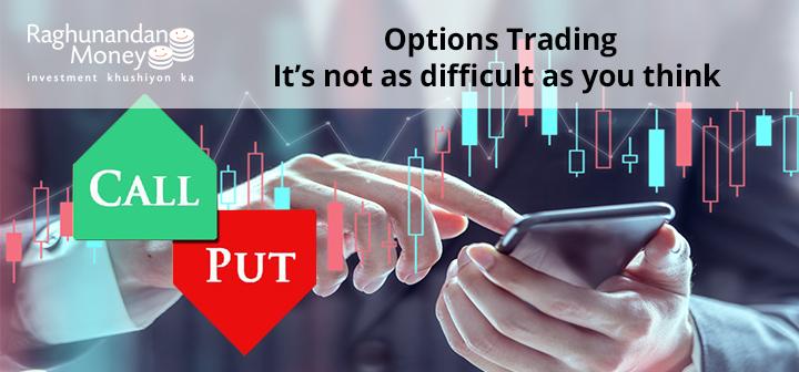 Call & Put option Trading