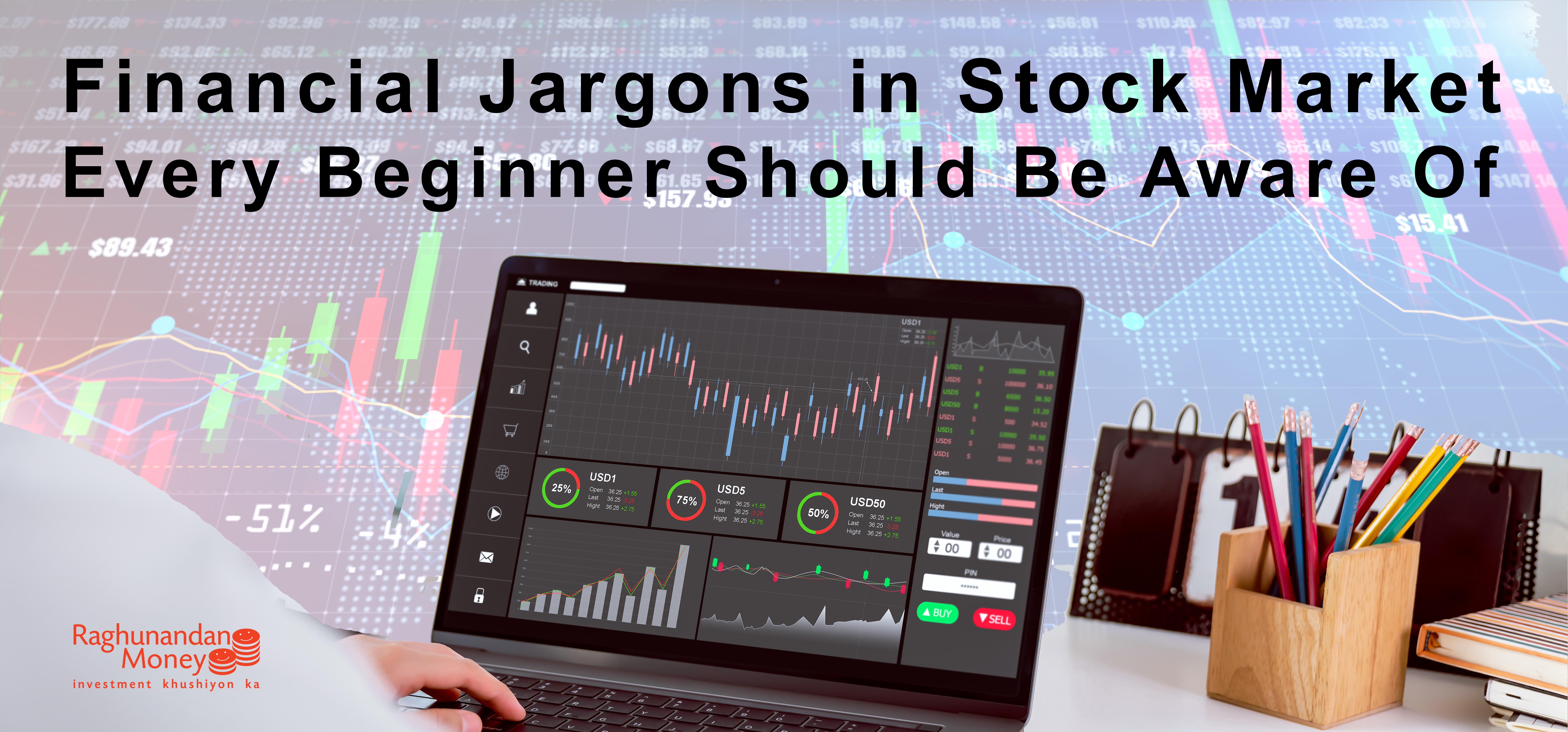 stock market jargon