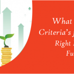 What are the Criteria's for Picking Right Mutual Funds